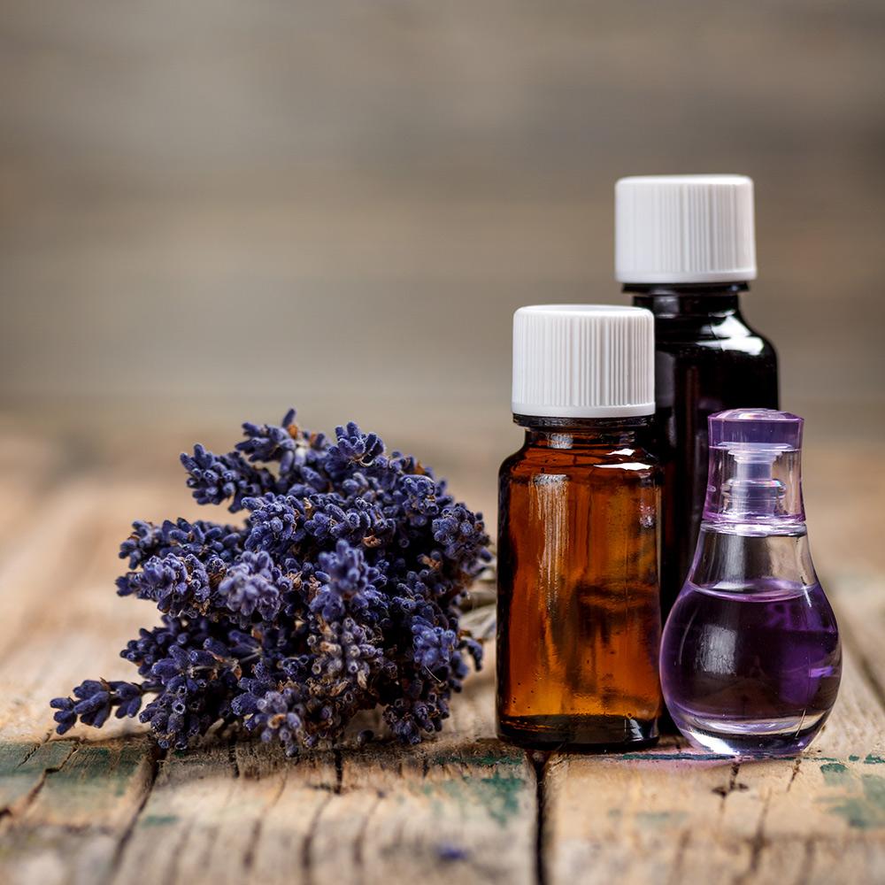 Essential Oils of Lavender